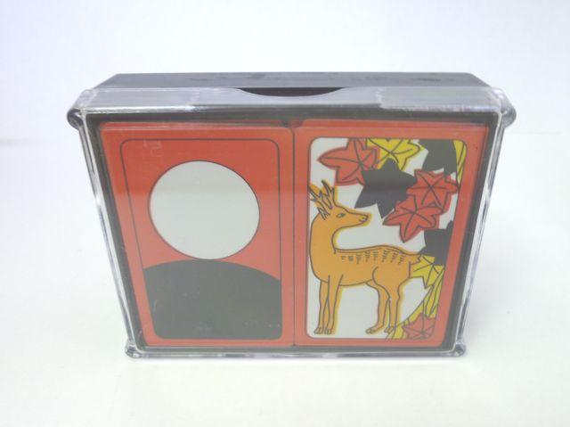 画像2:花札(100円ショップ・ダイソー)